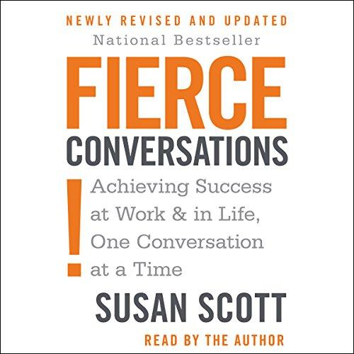 Fierce Conversations Book Cover