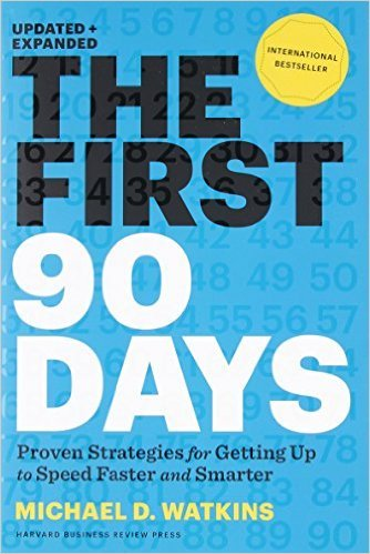 The first 90 days book cover
